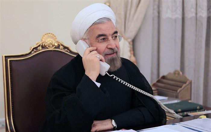 روحانی در گفتگوی تلفنی با اردوغان: راه رفع نگرانی های امنیتی و توطئه های تجزیه طلبانه در منطقه، همکاری است