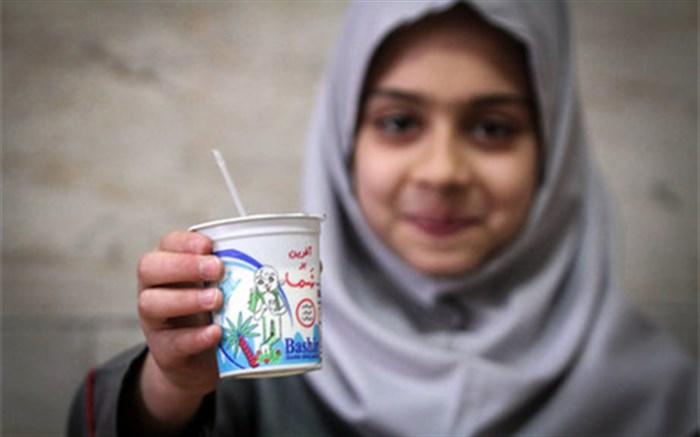 آغاز توزیع شیر مدارس در سال تحصیلی جدید از ۱۵ مهر