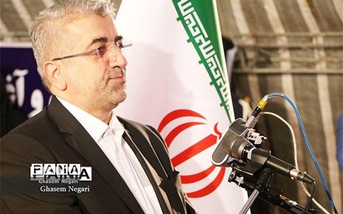 حضور وزیر نیرو در رودان