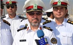 رئیس پلیس راهور ناجا خبر داد: مرگ ۵۶۳ تن در تصادفات تیر