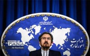 قاسمی:  گزارش آمریکا تصویری تحریف شده از آزادی های مذهبی در ایران ارائه می دهد