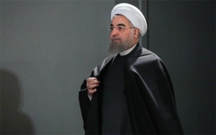روحانی: پذیرش کنوانسیون حقوقی دریای خزر منوط به طی مراحل قانونی در 5 کشور ساحلی است