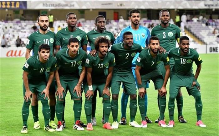 تیم ملی فوتبال عربستان 2017