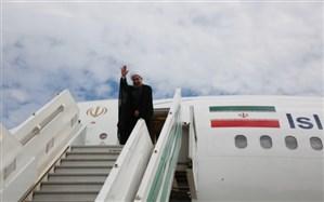 روحانی جمعه به چین می رود