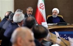 رئیس جمهور: دروغ میگویند که هدفشان از تحریمها مردم ایران نیست؛ ملت ما را هدف گرفتهاند