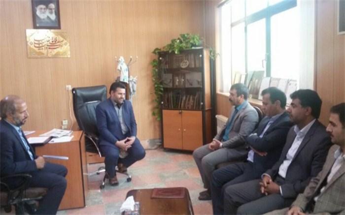 شرکت  سواد آموزان مراکز یادگیری محلی استان چهارمحال وبختیاری در کلاس های حرفه آموزی سال گذشته