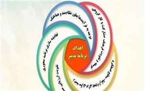 اجرای برنامه ی تدبیر در 492 آموزشگاه دوره ی ابتدایی در سال تحصیلی 97-96