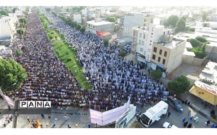 بلوار عدل به عنوان مکان نماز عید فطر در شهر یاسوج انتخاب شد