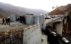 بهرهبرداری از آزادراه تهران-شمال به تعویق افتاد