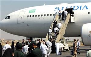 قائم مقام شرکت فرودگاهها و ناوبری هوایی ایران خبرداد: آغاز پروازهای حج از ۲۸ تیر