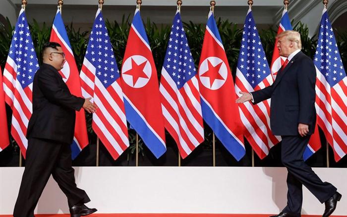 واکنش تردیدآمیز اروپا به دیدار کیم و ترامپ