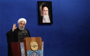 روحانی: از صندوق رای نا امید و جدا شدن، یعنی به سمت دشمن حرکت کردن