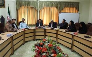 جلسه شورای برنامه ریزی سازمان دانش آموزی استان سمنان برگزار شد