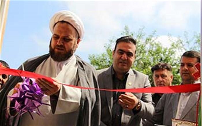 افتتاح کتابخانه روستایی در شهرستان رامیان