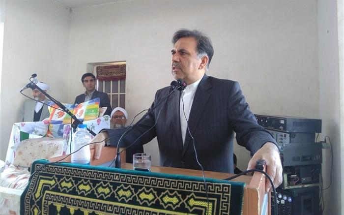 پروژههای راهسازی استان گلستان شتاب میگیرد