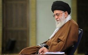 تصویری که اینستاگرام Khamenei_ir از بازی ایران و اسپانیا منتشر کرد