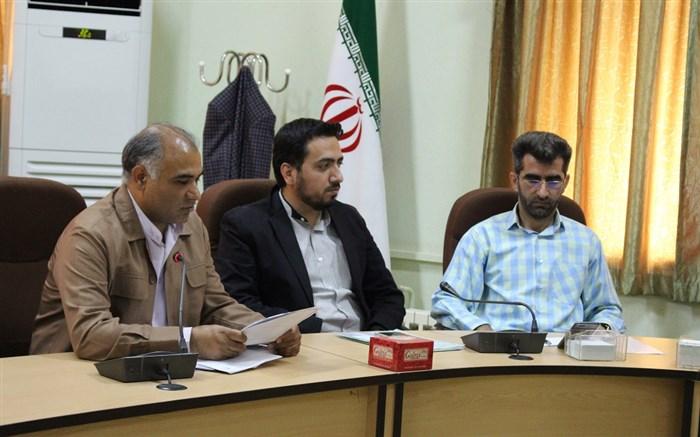 رئیس سازمان دانشآموزی سمنان: نگاه های نامهربان و ناصواب نسبت به سازمان دانش آموزی استان باید اصلاح شود
