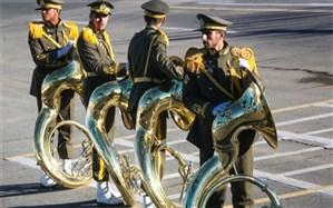 هنرمندان رسته موسیقی نظامی در شورای ارزشیابی، درجات هنری گرفتند
