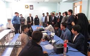 طرح ملی ایران مهارت در ناحیه ۴ کرج کلید خورد