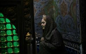«اسین چلبی» نواده بیست و دوم مولانا در آرامگاه شیخ «بایزید بسطامی» حضور پیدا کرد