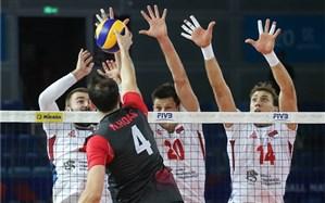 لیگ ملتهای والیبال؛ امیدهای صربستان برای صعود زیاد شد