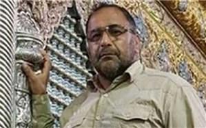 یک سردار ایرانی  در سوریه به شهادت رسید