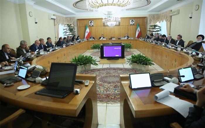 هیات دولت شمار دیگری از مواد لایحه مطبوعات و خبرگزاریها را تصویب کرد