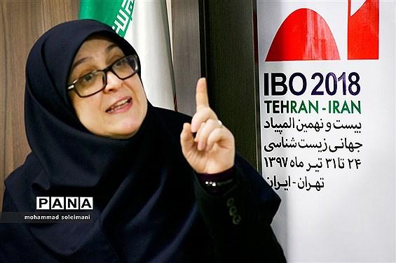 اعلام آمادگی رئیس مرکز ملی پرورش استعدادهای درخشان و دانش پژوهان برای برگزاری دو المپیاد