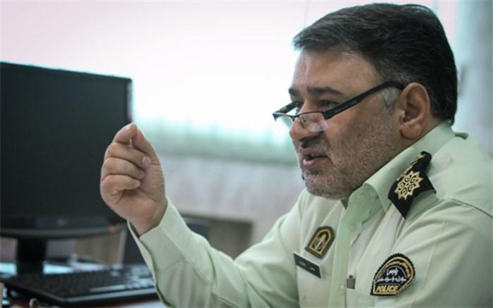 سرهنگ محمد بخشنده - پلیس