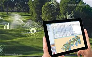 طراحی سیستم آبیاری هوشمند کنترل از راه دور از سوی هنرآموز بیستونی