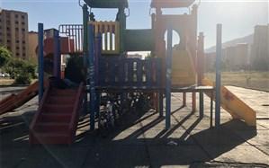 هیجان کودکی در پارکهای ناایمن ؛7هزار خطر در ۳۵۰ بوستان پایتخت