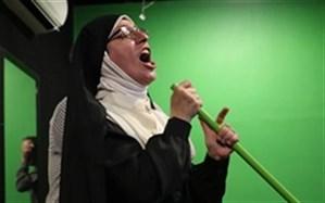 ظاهر متفاوت سوسن پرور در لباس یک راهبه + تصویر