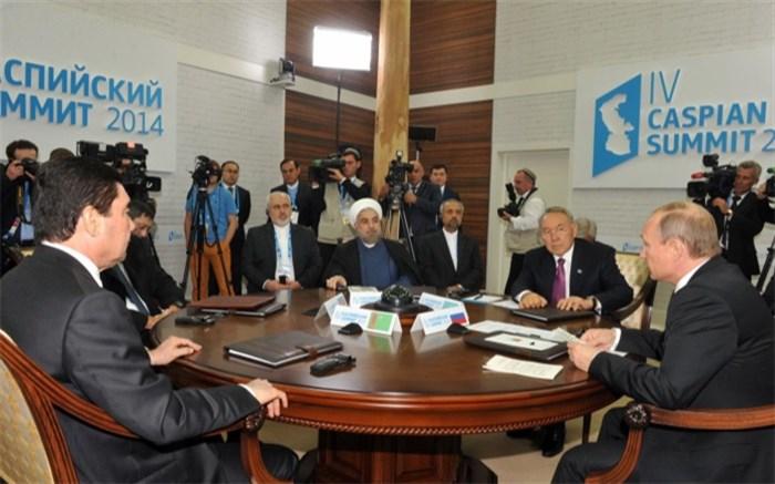 اجلاس سران و ابهام امضای رژیم حقوقی دریای خزر