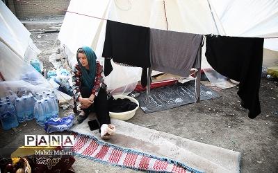 صدور دفترچه بیمه برای زلزلهزدگان کرمانشاه