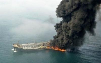 چین موظف به رسیدگی به وضعیت نفتکش ایرانی است